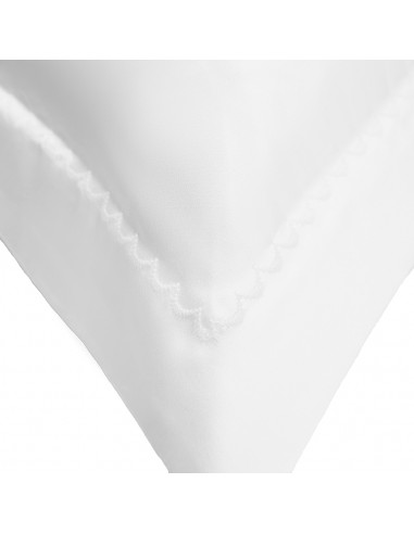 Față de pernă Pearl shell din mătase - Maia Home
