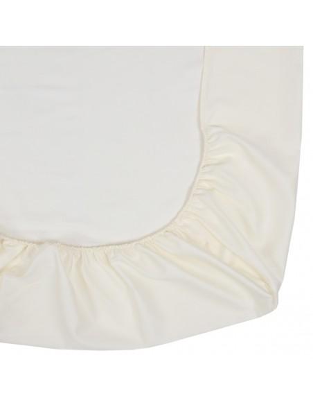 Cearșaf de pat Pure din bumbac organic - Maia Home