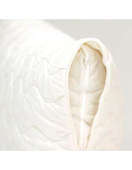 Husă de pernă Pure din bumbac organic și lână - Maia Home