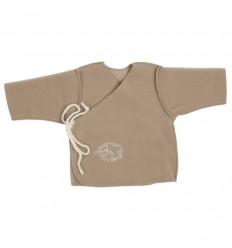 Jachetă bebe Beige din lână - Maia Home