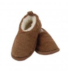 Botoși Teddy din lână pentru copii