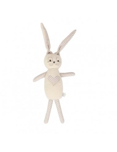 Jucărie Bunny din lână, 25 cm