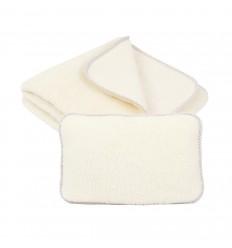 Set pătură și pernă Vanila din lână - Maia Home